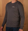 Men's 9 Dots Active Flex SPF L/S