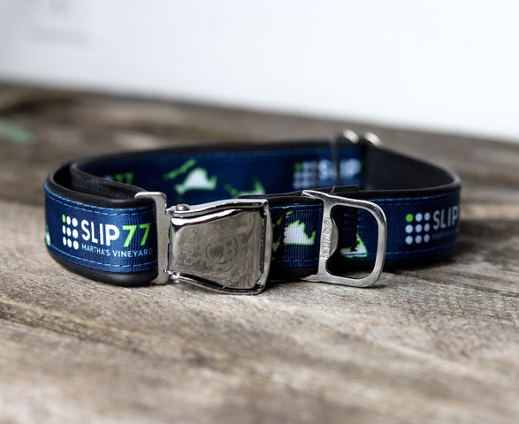 Slip77 Island Hopper Dog Collar