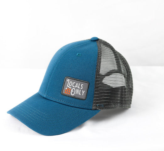 Slip77 Locals Only Trucker