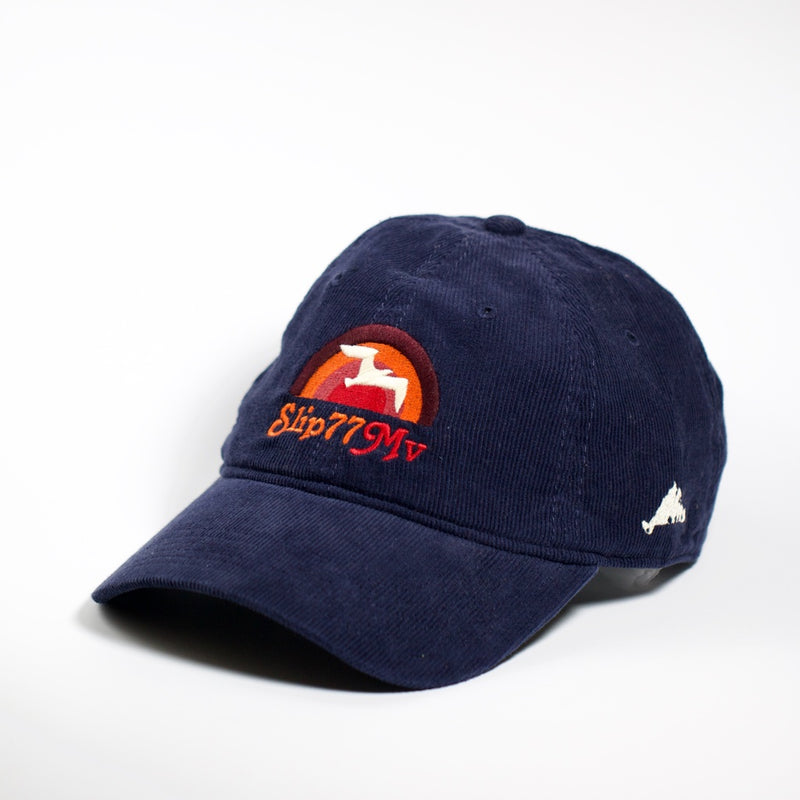 Sunrise of 77 Relaxed Cordy Hat