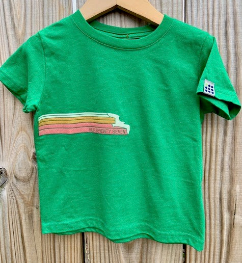Lil Slip Retro Flyer Toddler Tee