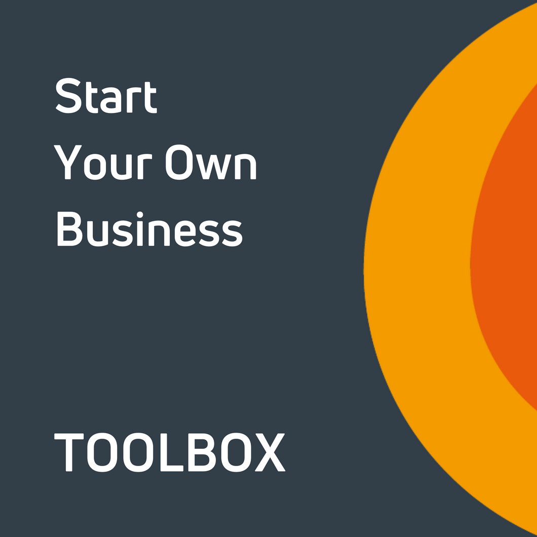 Start Your Own Business Toolbox
