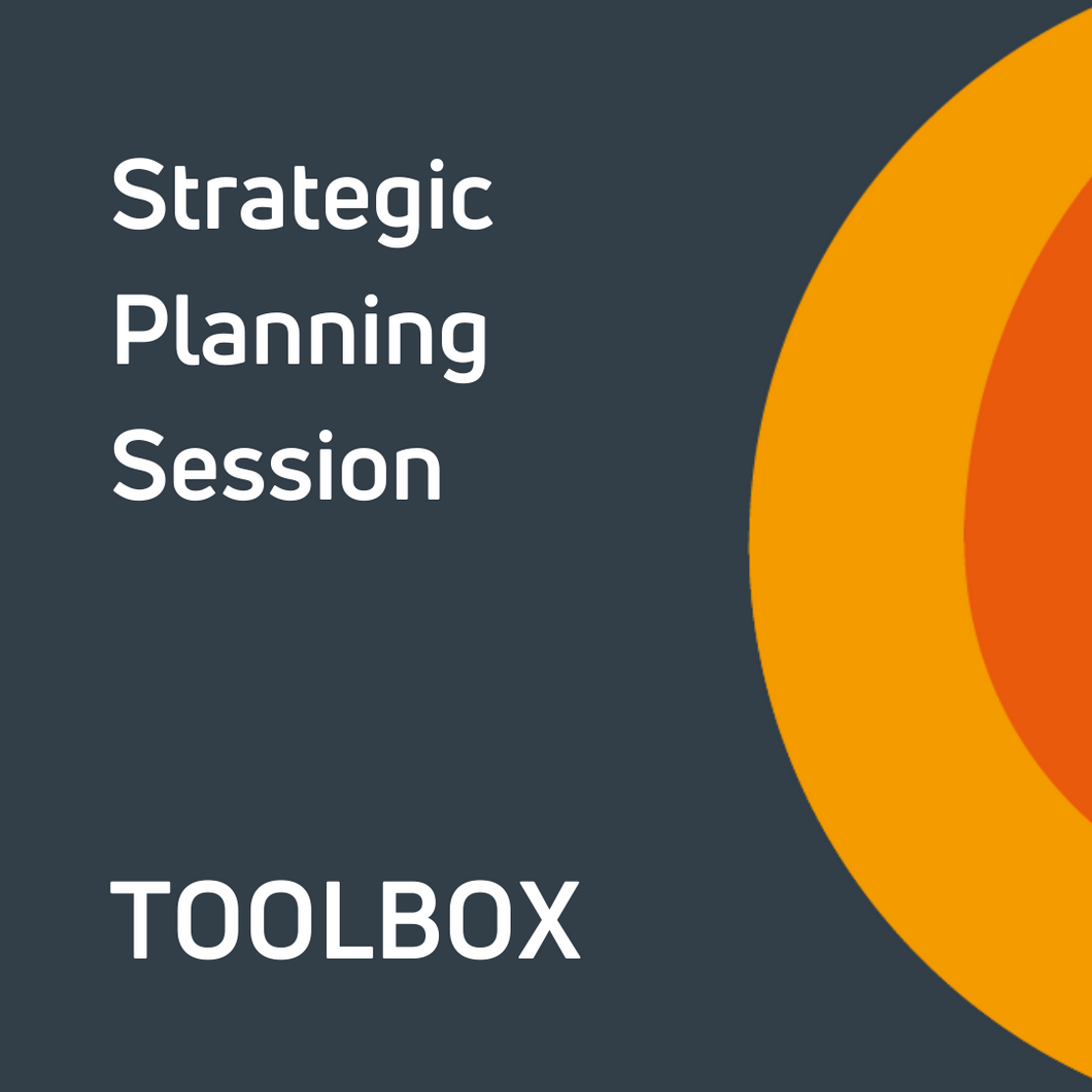 Strategic Planning Toolbox