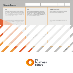 Vision to Strategy Canvas | Your One Off Gem-of-a-tool :)