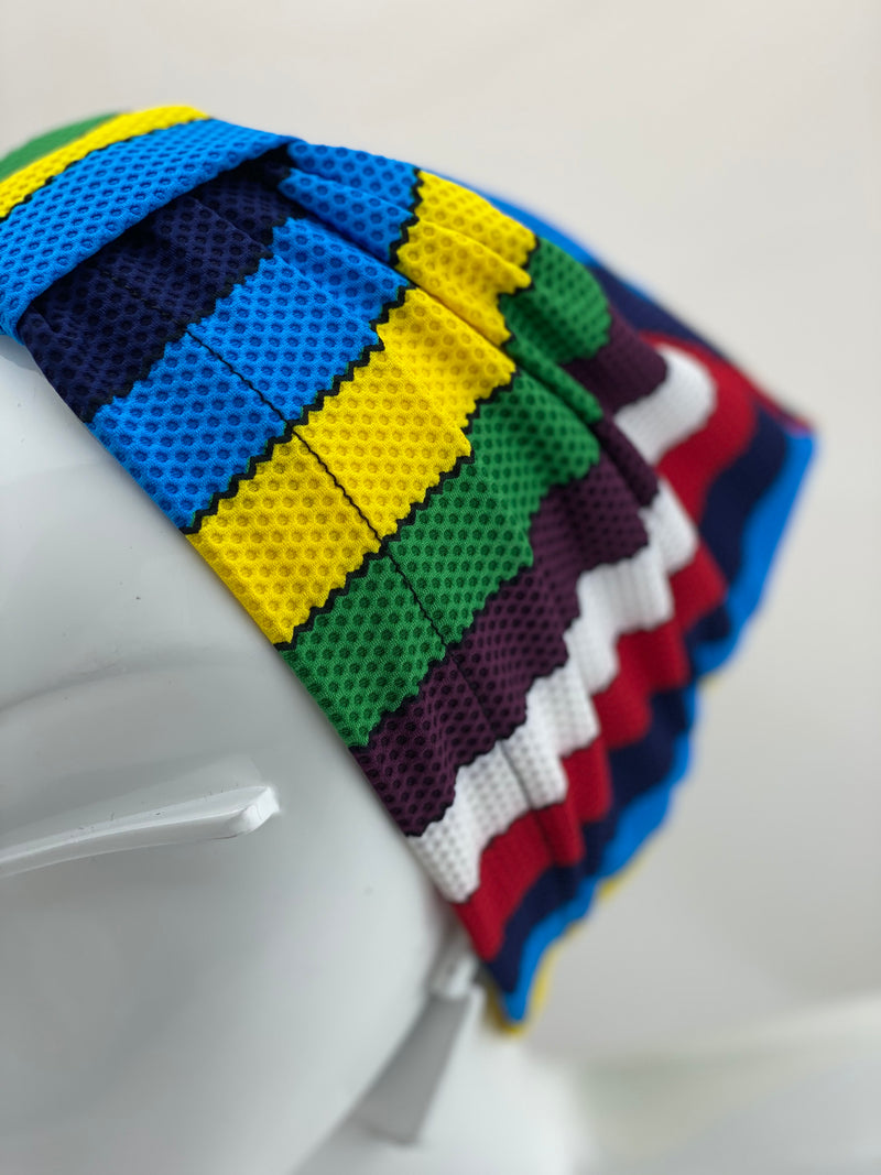 Turban basic - GEOMETRIC
