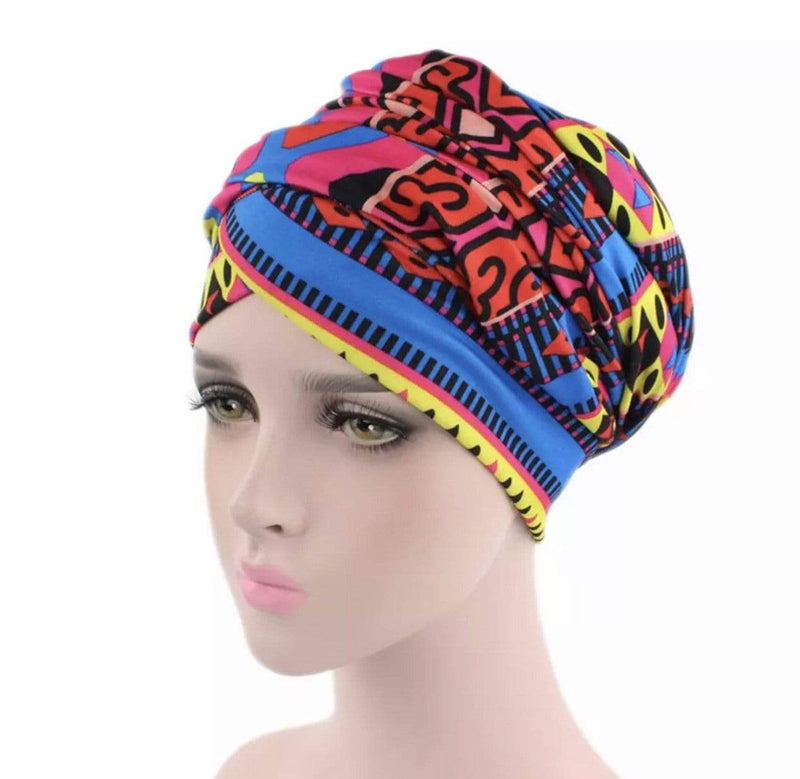 TurbansStuff Turban wrap Turban Basics Wrap Africa Handmade Luxury Fashion Women Headwrap