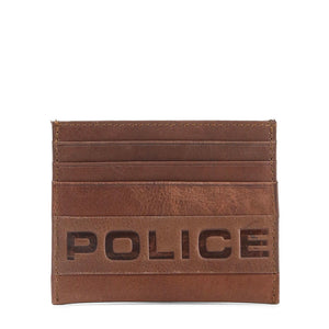 Police Authentic Men's Wallet - 4061591928896