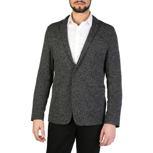 Emporio Armani s1g610_s1247_632_antracite Men's Clothing Formal jacket