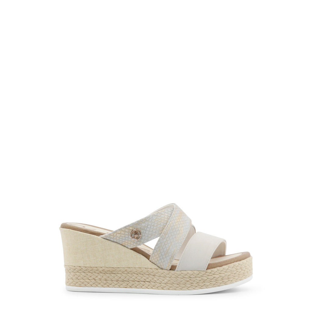 U.S. Polo Assn. - DONET4155S8_Y2 Authentic Women's Wedge Shoe
