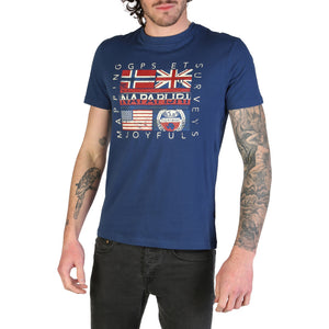 Napapijri Authentic Men's T-Shirt - 4062845403200