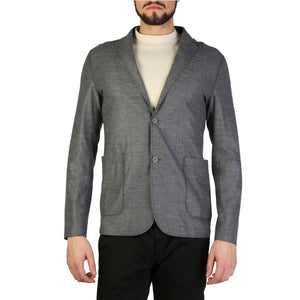 Emporio Armani u1g630_u1036_631_grigio Men's Clothing Formal jacket