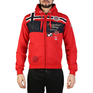 Geographical Norway Authentic Men's Sweatshirt - 4113064984631