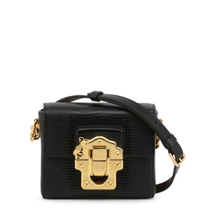 Dolce&Gabbana bb6288ac2318_0999_black Women's Bags Crossbody Bags