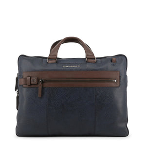 Piquadro Authentic Men's Briefcase - 4062109302848