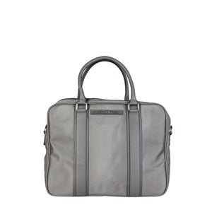 Trussardi Authentic Men's Briefcase - 4061307011136