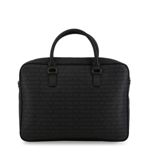 Armani Jeans Authentic Men's Briefcase - 4062720032832