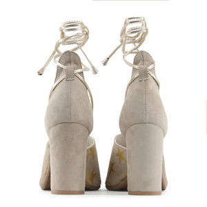 Made in Italia simona_taupe Women's Shoes Sandals