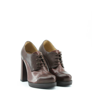 Made in Italia Authentic Women's Lace Up Shoe - 4061244555328