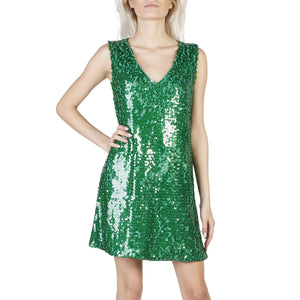 Imperial awy0voi_1705_verde Women's Clothing Dresses