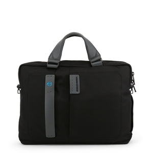 Piquadro Authentic Men's Briefcase - 4062767513664