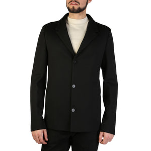 Emporio Armani u1g800_u1444_999_nero Men's Clothing Formal jacket
