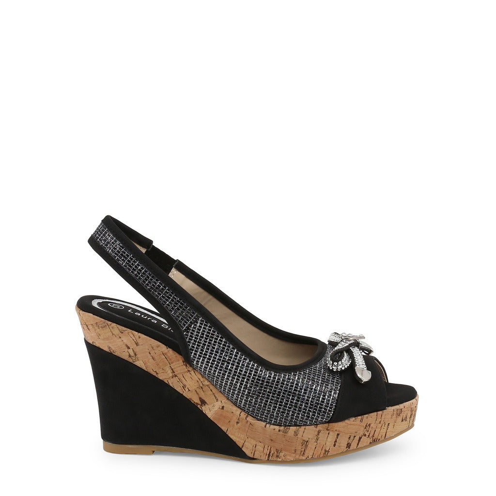 Laura Biagiotti - 5605 Authentic Women's Wedge Shoe