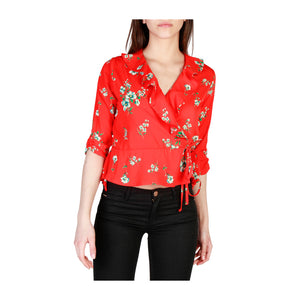 Miss Miss 39591_m019_rosso Women's Clothing Shirts