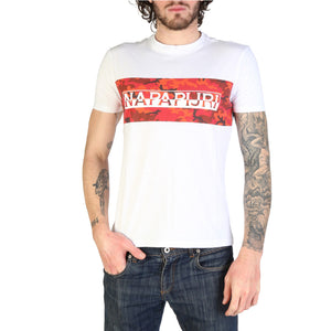 Napapijri Authentic Men's T-Shirt - 4062708760640