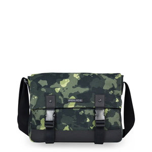 Police pt442145_1-2_smokefield_armygreen Men's Bags Briefcases
