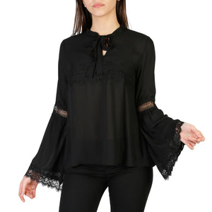 Imperial cgm6vep_1900_nero Women's Clothing Shirts