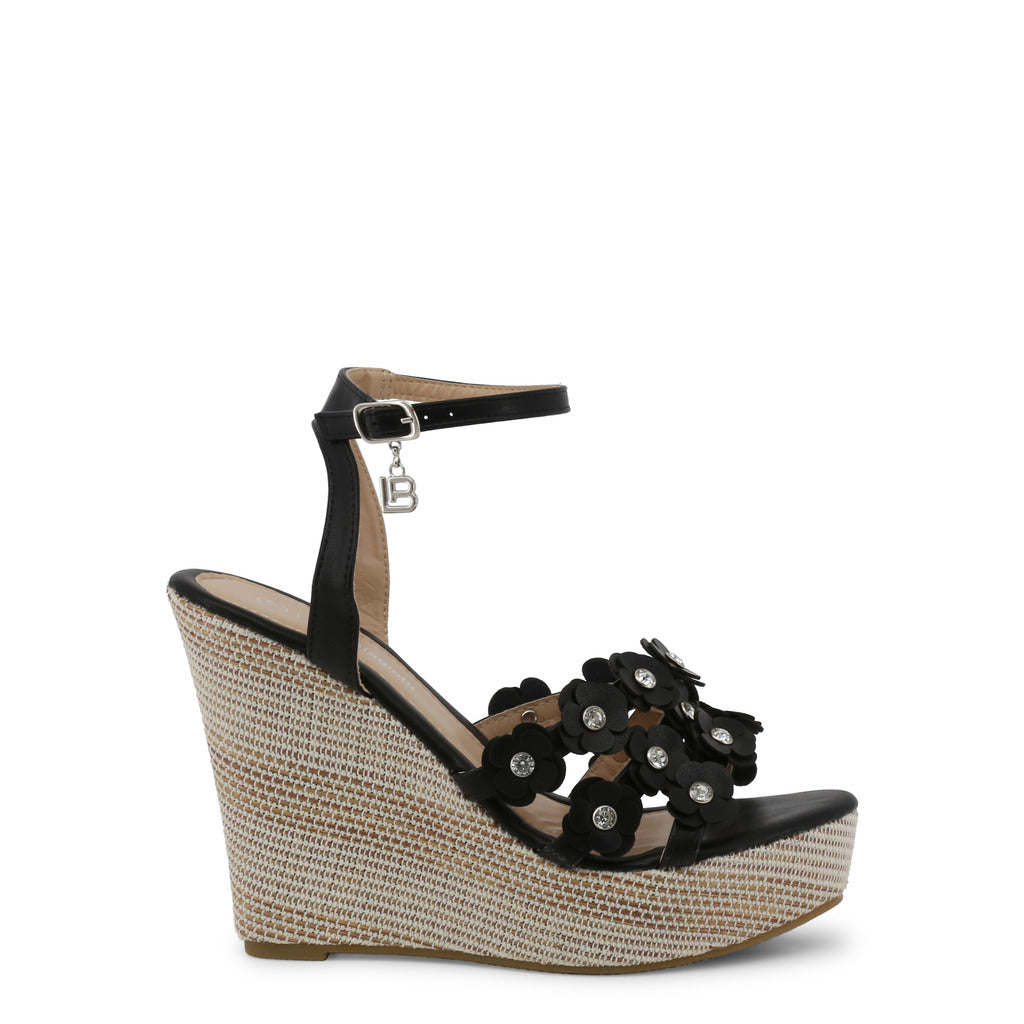 Laura Biagiotti - 5612 Authentic Women's Wedge Shoe