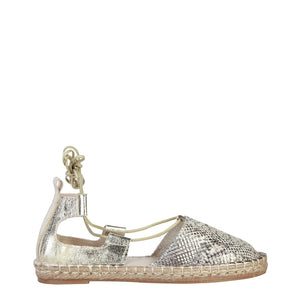 Ana Lublin raissa_oro Women's Shoes Flat shoes
