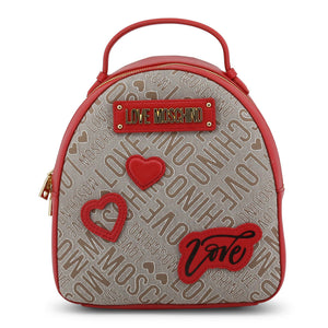 Love Moschino Authentic Women's Rucksack - 4062731206720