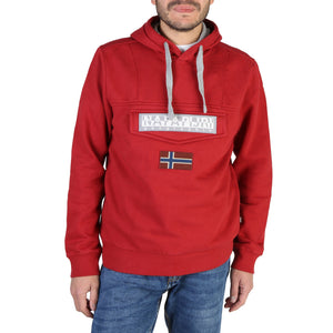 Napapijri Authentic Men's Sweatshirt - 4362971086903