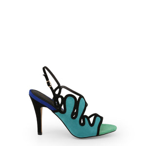Arnaldo Toscani 1218025_verde-blu Women's Shoes Sandals