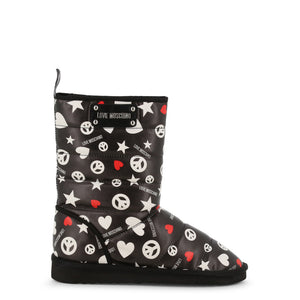 Love Moschino Authentic Women's Ankle Boot - 4349067558967