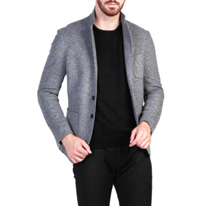 Made in Italia rodolfo_grigio Men's Clothing Formal jacket