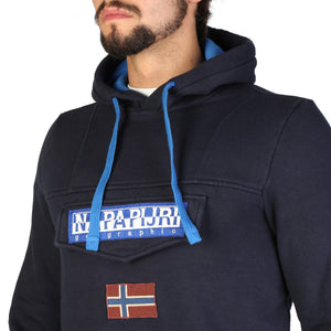 Napapijri Authentic Men's Sweatshirt - 4095601246272