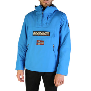 Napapijri Authentic Men's Jacket - 4095610978368