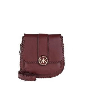 Michael Kors 30f8g0lm6o_610_oxblood Women's Bags Shoulder bags