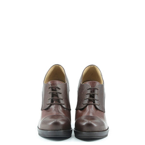 Made in Italia sabrina_cioccolato Women's Shoes Lace up