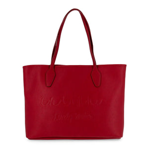 Blu Byblos lovelywinter_685900_015_rosso Women's Bags Shopping bags