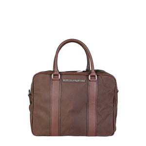 Trussardi Authentic Men's Briefcase - 4061307076672