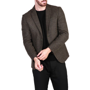 Made in Italia virgilio_oliva Men's Clothing Formal jacket