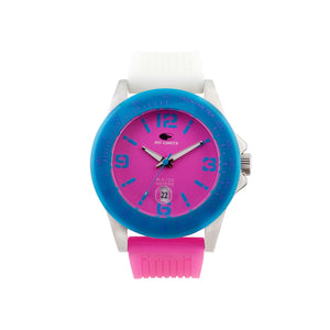 No Limits nlt30002_kahuna_pink_white_1001 Unisex Accessories Watches