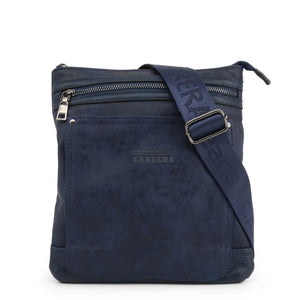 Carrera Jeans Authentic Men's Crossbody Bag - 4095632834624