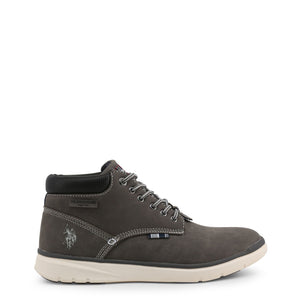 U.S. Polo Assn. ygor4081w8_y1_dkgr Men's Shoes Lace up
