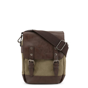 Carrera Jeans mike_cb361_militarygreen Men's Bags Crossbody Bags