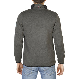 Geographical Norway tuteur_man_dgrey_black Men's Clothing Sweatshirts