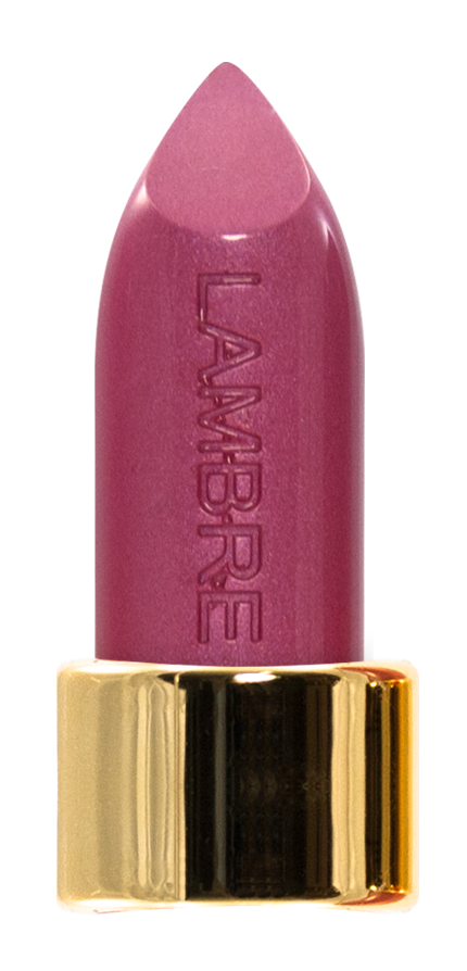 Lambre Exclusive Classic Colour Lipstick In 03 Peony FLower